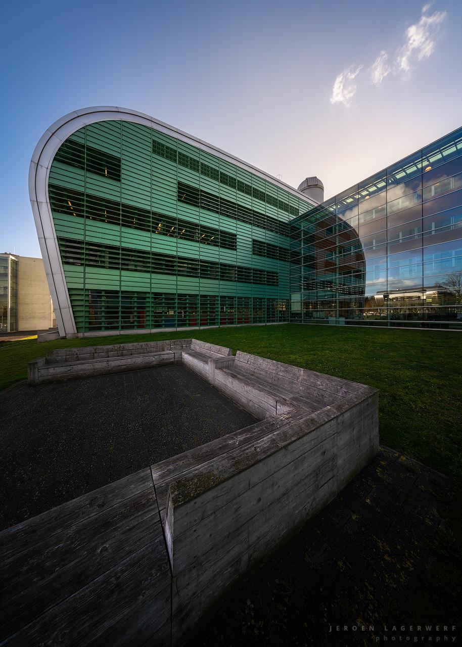 Radboud Universiteit - Huygensgebouw