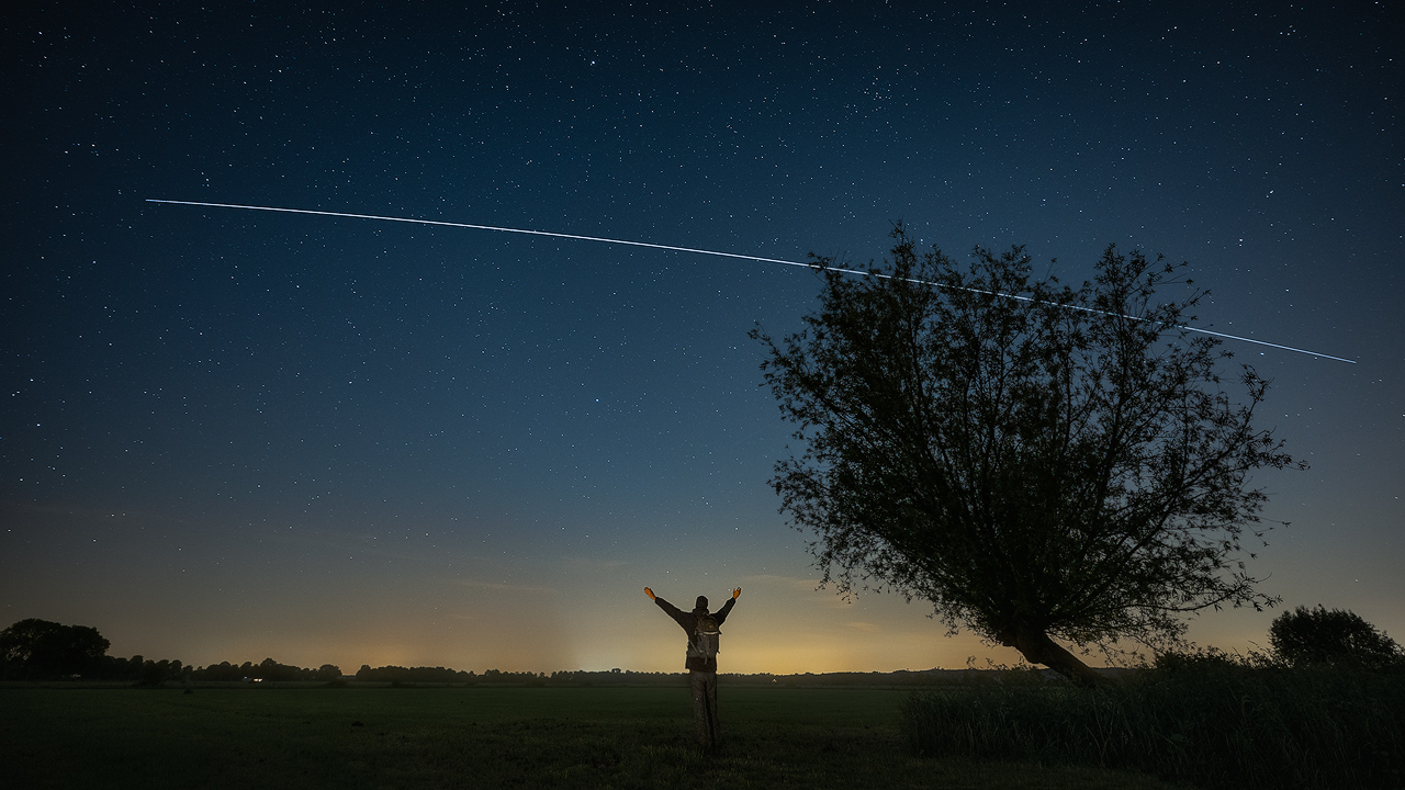 CHASING ISS #2