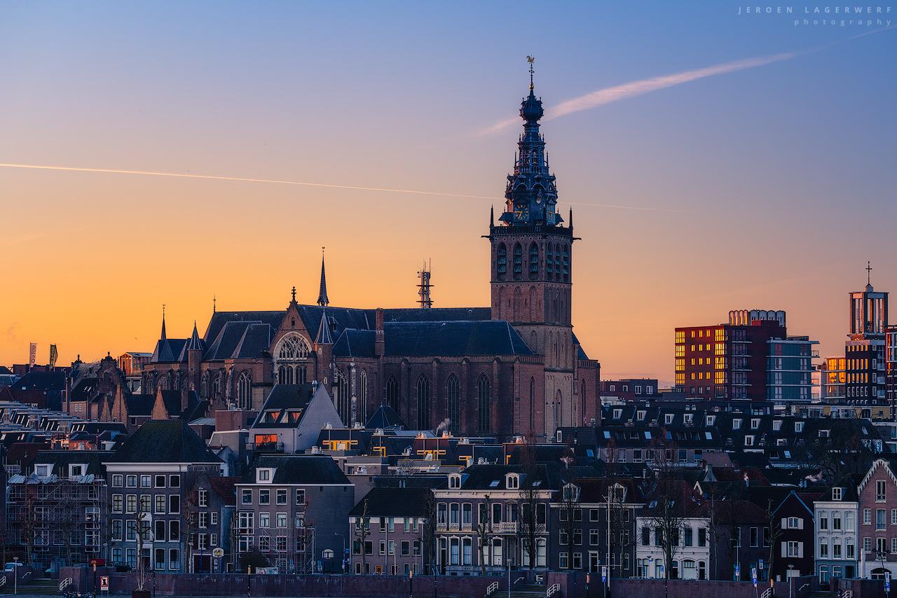 Nijmegen ontwaakt